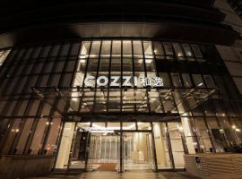 Hotel COZZI Zhongshan Kaohsiung, Kaohsiung
