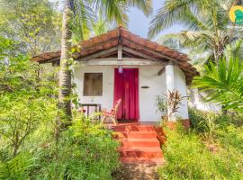 Homestay with a sit-out in Mandrem, Goa, by GuestHouser 65578, Mandrem