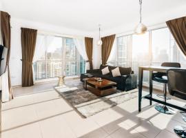 Premium Apartment Dubai Fountain & Old Town Island View by Auberge, Dubaï