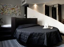 Twentyone Hotel, Rome