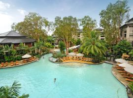 Sea Temple 313 Spacious Modern 3 Bedroom Apartment Balinese Style Resort, Palm Cove