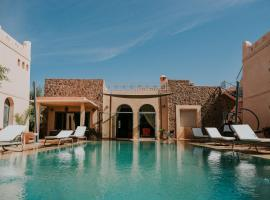 Villa Dar Manou, Marrakech