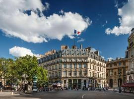 Hotel du Louvre in the Unbound Collection by Hyatt, Париж