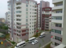 Zenofon Residence 2, Трабзон