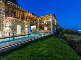 Villa Bournella, Ýpsos