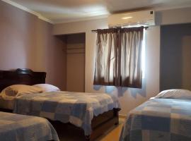 Hotel Boboras, La Chorrera