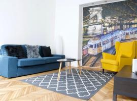 Creative Apartment - Chain Bridge Location, Budapeszt