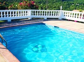 Gorgeous house in the sun, in the heart of Jamaica's tourist destination, Montego Bay