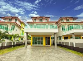Kiara Villa, Порт-Диксон
