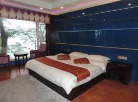 TOWO Toppin Hotel Emeishan Linggongli, Emeishan