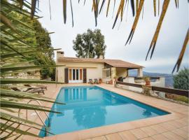 Four-Bedroom Holiday Home in Carros, Carros