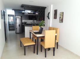 Lindo apartamento amoblado, San Gil