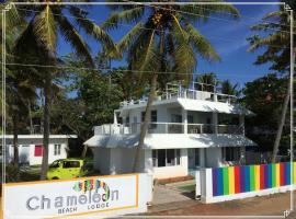 Chameleon Beach Lodge by Peace Rob Hotels, Cherai Beach