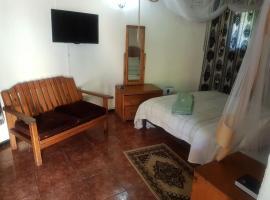 Pakawama Lodge, Luanshya
