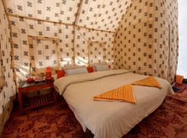 TIH Tsokar Eco Resort, Leh