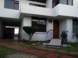 Residencia Lorena, Tacna