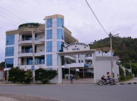 Western Mountain Hotel, Gisenyi