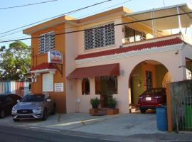 Villa Abby B&B, Quebradillas