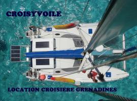 Croisyvoile, Le Marin