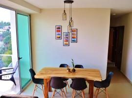 Brand New, Modern & Cozy Apartment with Amazing View!, San Salvador
