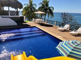 Casa de Playa Rincon Azul, La Libertad