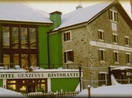 Hotel Genziana, Passo Stelvio