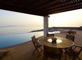 Aegean Treasure, Miasto Mykonos