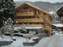 Hotel Alpenblick Wilderswil, Wilderswil