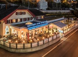 Gasthof zum Schützen, Aarau