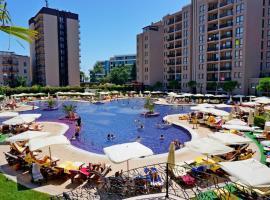 GT Royal Beach Apartments, Sunny Beach