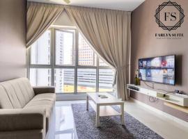 Farlyn Suite @ Regalia Residence KL, Kuala Lumpur