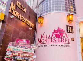 Hotel Villa Montesierpe, Pisco