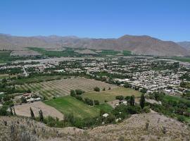 Alojamiento en Valle del Elqui, Vicuña