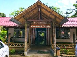 Campamento Victoria, Loreto