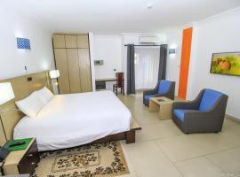 Hotel LAFORGE, Abidjan