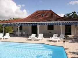 Villa Les ALOES, Le Diamant
