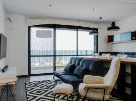 Beautiful apartment on the first line of the sea, Haifa
