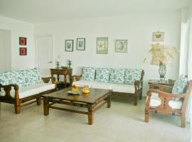 Sunny apartment at the beach with pool, Punta Cana