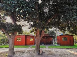 Rio Viejo Ecolodge & Camping, Ica