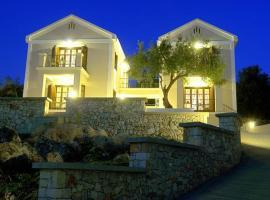 Adastra Ithaca Luxury Suites, 瓦西