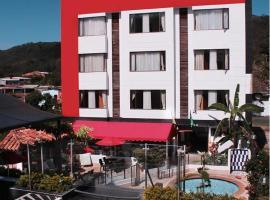 Hotel Santa Barbara, Puente Nacional