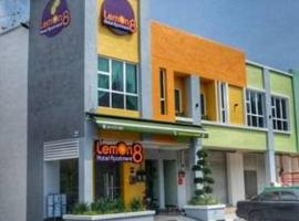 Lemon 8 Boutique Hotel @ Melaka, Malakka