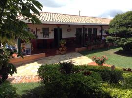 Villa Liliana Lodge Mesa de los Santos, Los Santos
