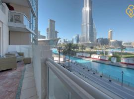 Keysplease Exclusive 2 B/R Villa, The Residences Downtown, Dubaj