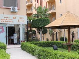 Cheap flat in downtown next to the Promenade, Hurghada