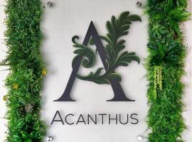 Acanthus Boutique Hotel, Quetzaltenango