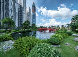 Elegant Apartment in Vinhomes Central Park, Ho Chi Minh