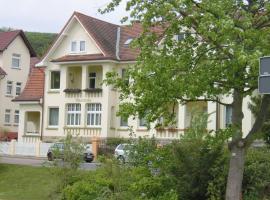 Ferienwohung Villa Cäcilie