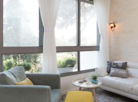 Sinai boutique apartment, Haifa