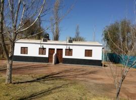Cabañas Viejo Carretón, Villa Unión